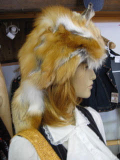 GrizzlyClawTradingCompany - Red fox hat